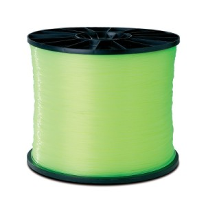 Hilo Nylon Fluo Red. (Diam. 10 mm y 10 kg)